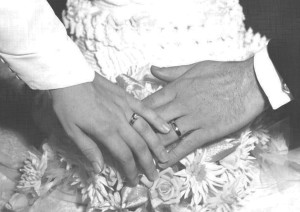 Wedding Day, 11 September 1965