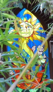 Sunshine in Longwood Children's Garden