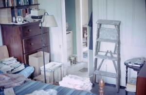 Broadway moving-in mess 2, 1965
