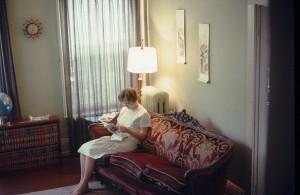Broadway sofa and lamp 2, 1965
