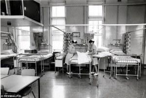 Labor Room 1960s