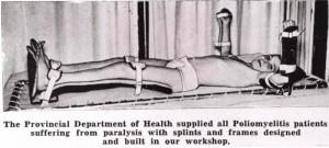 Polio, Toronto 1937, BradfordFrameHSC-AR1937-800