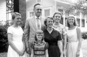 1961 Family picture