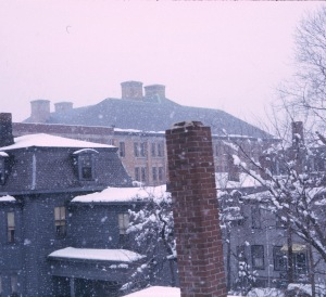 1967 Winter in Cambridge MA