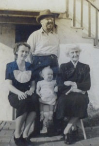 Four Generations Late 1944
