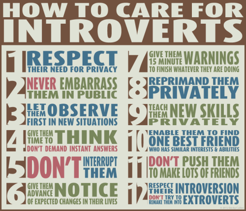 the truth about introverts