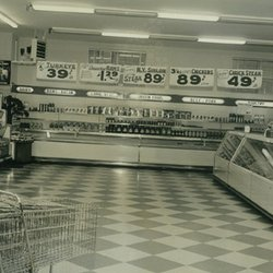 Meat market 1960s, Lowell MA