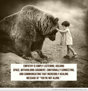 Empathy, Brene Brown, liveluvcreate.com - 433054