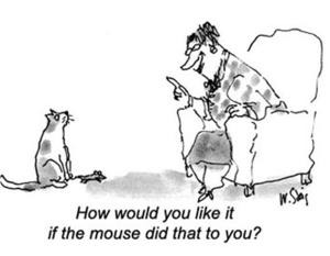 Empathy cat and mouse, ec849e8ce5b6ead9677d35425522b932