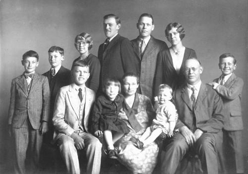 Ed Renich Sr Family photo