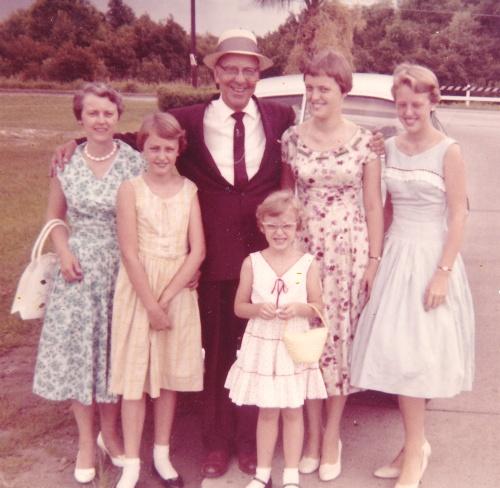 JERenich, Summer 1959?