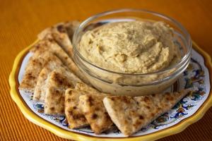 pita-hummus