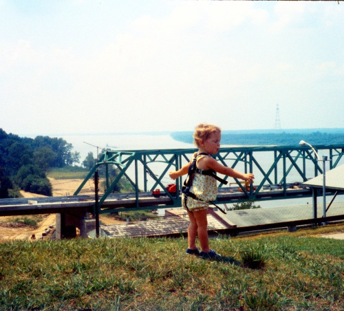 1972 Aug At the Mississippi Sherry