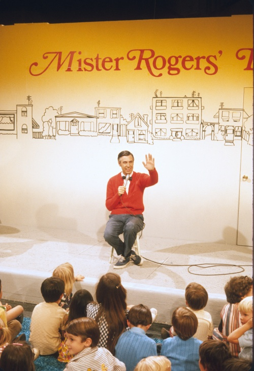 1974 Mr. Rogers event ND