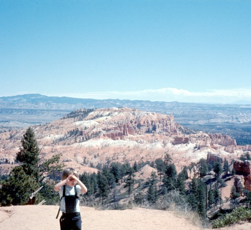 1972 Jan Bryce Canyon Scott