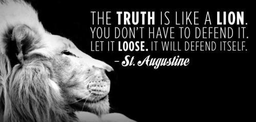 Augustine-Truth