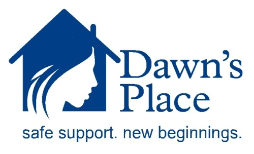Dawn's Place, new logo