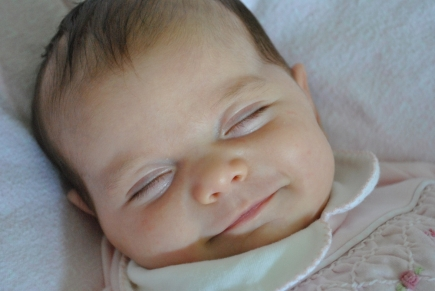 Sleeping Sofia_435_291