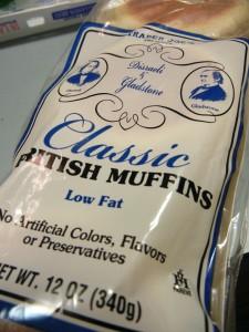 Trader Joe's British Muffins