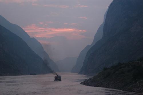 Yangtze River, Dusk